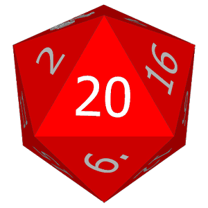Nat 20! or..is it?